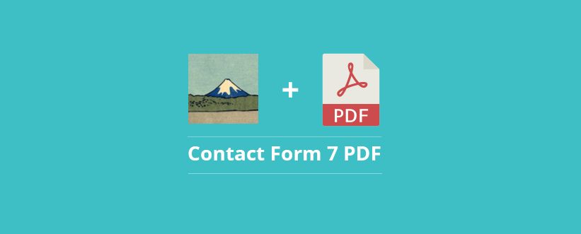 Creating PDF Using FPDF From Contact Form 7 Submission Data